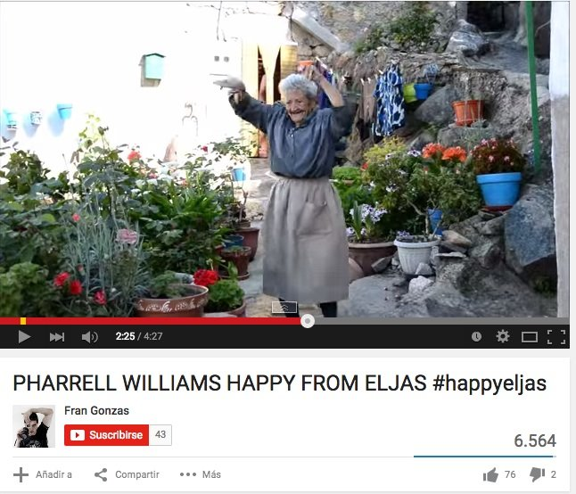 Happy Eljas. Un vídeo de Fran Gonzas